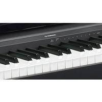 p45b 539 yamaha portable piano black p 45 bavas music city afterpay. Black Bedroom Furniture Sets. Home Design Ideas