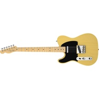 FENDER AM VINT 52 TELE LH MN Butterscotch Blonde in Case *T