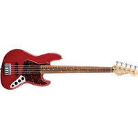 DLX ACTIVE JAZZ BASS V RW Candy Apple Red