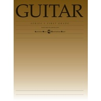 CLASSICAL GUITAR GRADE 1 SERIES 1 AMEB