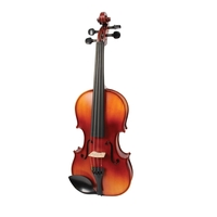 Hans Joseph Hauer 1374A Set Up Violin Outfit 1/2 Size