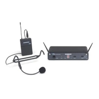 Samson Wireless CON88HEADSET High performing UHF Wireless System.