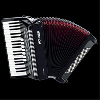 BRAVO III 80 BLACK ACCORDION