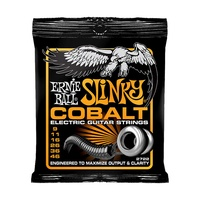 Ernie Ball 2722 Cobalt Hybrid Slinky Cobalt Wound Guitar Strings