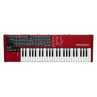 Nord Lead 4 Keyboard 49 keys, 20 voice, 4 outs.