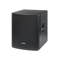 "Samson Audio 1000w 15"" Active Sub"