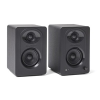 "Samson Audio Mediaone Powered Studio Monitors 3"" (Pair)"