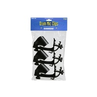 Samson Audio DMC100: Drum rim mount Mic Clip 3 pack
