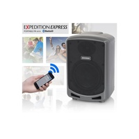 Samson Audio EXPEDITION XP360B Portable PA with Bluetooth connection.