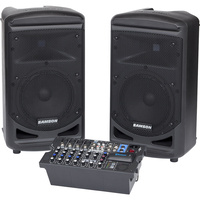 Samson Audio EXPEDITION XP800 800w Portable PA w Bluetooth