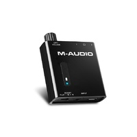 M-Audio Bass Traveller Portable Headphone Amplifier first thumb image