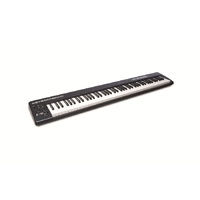M-Audio Keystation 88 Note USB Keyboard w/Transport Cntrls