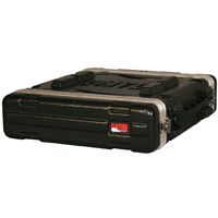 Gator Gr-2S Molded Pe Rack Case 2U