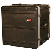 Gator Grr-10Pl-Us Powered Molded Pe Rack Case 10U