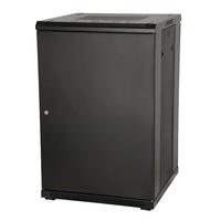 "Gator Grw3027509 27U, 23"" Deep Rack W/Glass Door"