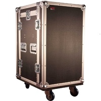 Gator G-Tour 10X12 Pu Wood Flght Popup Rack Case