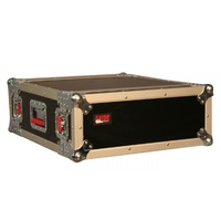 Gator G-Tour 4U Wood Flight Rack Case