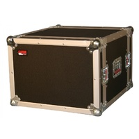 Gator G-Tour 8U Wood Flight Rack Case