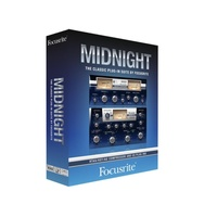 FOCUSRITE Midnight: ISA110 & 130 Modelling software