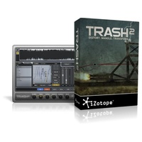 iZotope Trash 2: Insane Distortion Plugin (EDU Serial)