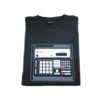 Akai Professional MPC60 II T-Shirt Medium Black