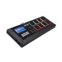 Akai Professional MPX8: 8-Pad SD Sample Pad Controller with USB