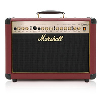 Marshall AS50DR: Limited Edition AS50D In Ox Blood Red