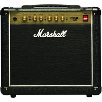 Marshall DSL5C: 5W 2 Channel 1 x 10 Combo