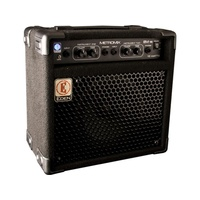 "Eden EM15: 1x8"" Combo with 2 instrument Inputs (15w)"