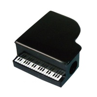 Pencil Sharpeners<3Pack>Piano Shape
