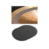 "Hardcase 19"" Cymbal Protectors - Pack of 5"