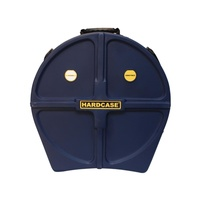 "Hardcase 22"" Cymbal Case Dark Blue - holds 9 cymbals"
