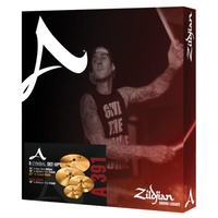 ZILDJIAN A BOX SET 14/16/21+18 A391