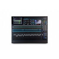 Allen & Heath Qu-24 Digital rackmount 24M/3S in, 6 subgroup, fully featured, moving fader standalone mixer