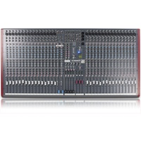 Allen & Heath zed436 32 mono/2 stereo ins, 6 aux, 4-band dual mid-sweep EQ, 4 group with LRM, USB IO