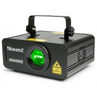 Beamz RGB Pattern Laser with 3D Effect