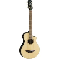 YAMAHA APXT2 NATURAL ELECTRIC-ACOUSTIC GUITAR