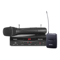 CHIAYO HANDHELD WIRELESS SYSTEM 100 CHANNEL UHF SELCTABLE FREQUENCIES