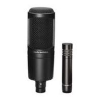 Audio AT2020 Technica Recording mic set