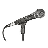 AUDIO TECHNICA: AT-PRO31-T Cardioid Dynamic Handheld Microphone