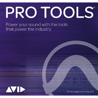 Pro Tools with Annual Upgrade and Support Plan - Student/Teacher (Card and iLok)