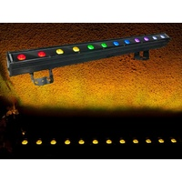 Outdoor IP Rated Colorband PIX -1m LED Bar with 12 x 3W 3-in-1 RGB LED and DMX