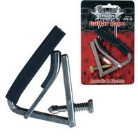 Crossfire Multifunction Capo for Acoustic & Electric Guitars