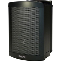 "Chiayo Challenger 150 watt (120 watt RMS) 8"" two way, portable PA system with built-in Bluetooth/SD/USB Player Recorder. With 2 x Wireless Receivers"