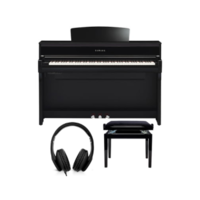 YAMAHA CLP675 CLAVINOVA DIGITAL PIANO SERIES