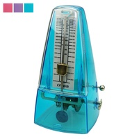 Crown CMT-19 'See-Through' Transparent Wind-Up Metronome