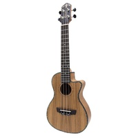 Crafter CR-UC-7CE Laminated Koa Top Ukulele W/ Bag