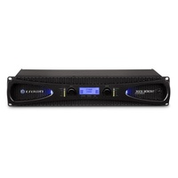 CROWN CRN-XLS1002 Power Amplifier 2x350w 4 Ohms Class D 3.9Kg