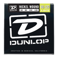DUNLOP 60-120 4ST. BASS STRING