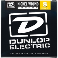 DUNLOP 8-38 ELECTRIC STRINGS